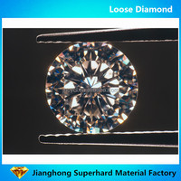 0.01-0.1ct Small Size Loose Diamond White Jewelry Stone Polished Cut Ring Melee Diamonds