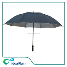 30 inch manual oepn large air vent golf and sungard umbrella