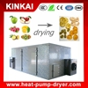 High Cop Air Source Food Drying Machine Fruit Dehydrator Made In China