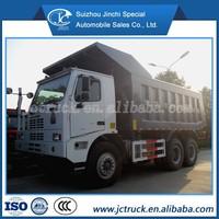 6X4 18CBM dump truck SINO HOWO Yellow River /hot sale