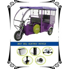 Electric Delivery Rickshaw,High Power Electric Tricycle Made In China
