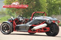 High Speed Water-Cooling Trike Motorcycle/ZTR Trike Roadster 250cc