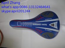 blue fashional bike sadle/bicycle seat cool style