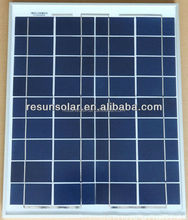 Hot sale small polycrystalline solar panel 18v 15w price per watt factory low price