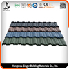 Stone-coated Metallic Roof Tile Type and Color Steel Plate Material zinc roof sheet price
