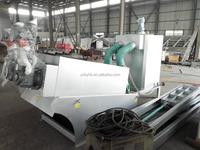 Dehydration machine for dyeing sludge slurry dewatering