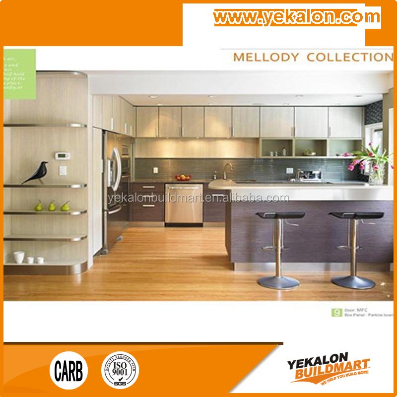 Hpl finish kitchen cabinet buy laminate kitchen cabinet for Kitchen set hpl
