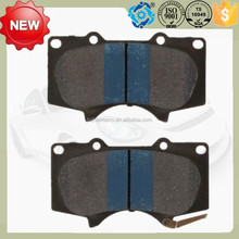 BRAKE PADS for LEXUS TOYOTA FMSI NO. D976-7877 SIZE 134.5*77*17.8mm
