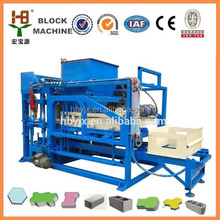 china machine QTJ4-18 block making project
