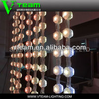 High transparent led flexible strip for indoor night club decoration