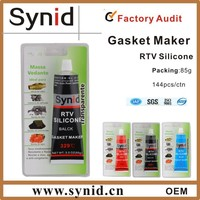 stable and flexible RTV silicone gasket maker