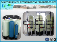 Canature Huayu anti-corrosion fiber glass raw water tank