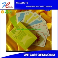 New style Trading Plastic Game Cards at low price