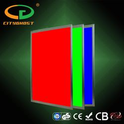 60X 60 Professional RGB panel light,RGB led light panel,RGB led panel 5050