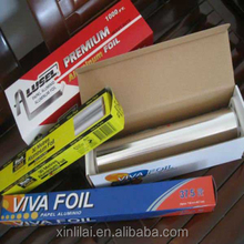 Disposable Aluminum Foil Containers / Rolls / Sheets / insulated foil wrap