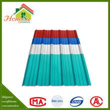 Manufacturer supply corrosion resistance 2 layer roof 2mm pvc sheet