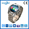 Silicone Touch Steel Binary LED Watch Cell Phones China Goods for Men