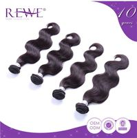 Export Quality Oem Colour Human Hair Body Wave Twist Weaving Maylasian Virgin