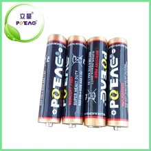 high quality aaa r03 um-4 dry battery POEAE