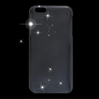 3d sublimation case custom for iphone 6 plus polyglass phone case polyglass phone case