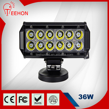 "36W 7"" led light bar for off road 4x4,SUV,ATV,4WD,truck with CE ROHS IP67(TH-LB931)"