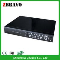 High quality Dual stream HD TVI Digital Video Recorder support 500meters transmission