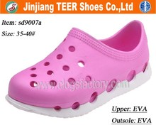 china wholesale sandals eva injection woman sandal 2015