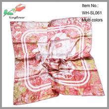 high quality 100% silk scarf