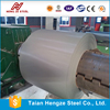 Galvanized Prepainted Steel with Color Choice Facory in Shandong