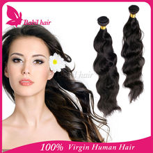 Best Selling In America Natural Unprocessed Double Weft hair extension weft sewing machine