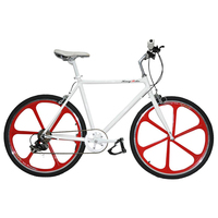 Good quality light weight 700C fixie gear bike/fixed gear bike