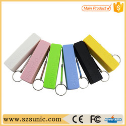promotional item colorful mobile power bank for sony l36h z