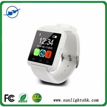 Wholesale price paypal accepted sports smart watch u8 smart watch for android ios