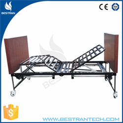 BT-AE032 Luxury folding type 5 function electric patient bed home