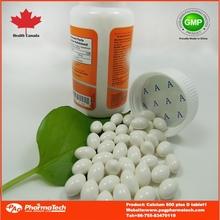 Daily health care coenzyme q10 softgel capsule