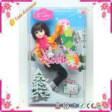 Popular Selling Beautiful Wholesale Fashion Doll