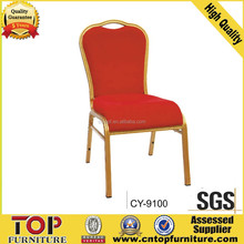 Hot Selling Stacking Banquet Iron Chair
