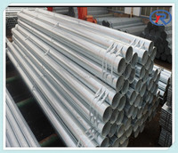 building material/hollow tube/Structure large diameter fence,Galvanized steel pipe