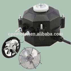 EC fan motor for food warmer showcase