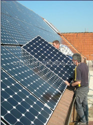 Made in China 255w Poly solar panels 1kw to 5kw solar system solar panel