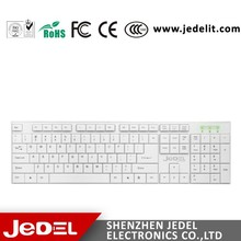best selling slim style chocolate wired keyboard,mini computer keyboardslim style chocolate wired keyboard