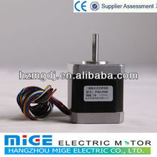 1.8 degree nema17 hybrid stepper motor