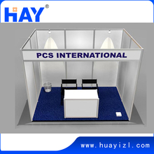 3x2x2.5m customized exhibition booth