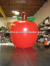 Apple parade cold air balloon