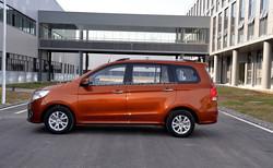 1.5L 7 seats passenger car MPV