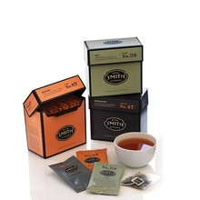 Chinese manufacture tea bags paper packaging box for Wholesale