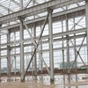 Prefabricated Galvanized Industrial, Commercial Steel Structure Building/Workshop 855