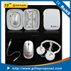 Promotional Gifts Travel USB Sets USB Charging Kits Computer Accessories includes Headphones Mouse USB LED Light