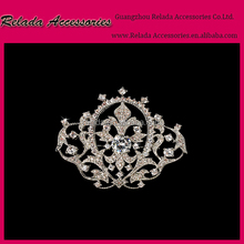 Factory Wholesale 2015Wholesale new desigh cheap funny fashion bulk brooch,rhinestone brooches and pins bulk RLD2330RB