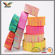 Beautiful satin stretch Crochet Knitted Elastic Ribbon